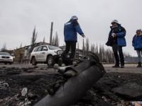 Наблюдатели ОБСЕ покинули базу на Донбассе