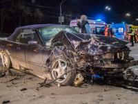 Серьезное ДТП в Киеве: пять пострадавших