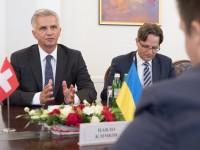 Украина упростила визовый режим со Швейцарией