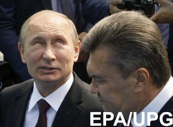 Путин приютил беженца