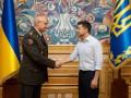 Зеленский уволил начальника Генерального штаба