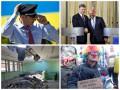 День в фото: Кличко-патрульный, визит президента Европарламента и суд над Кернесом