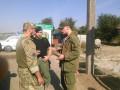 Правый Сектор укрепляет блокпосты на границе с Крымом