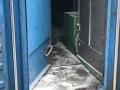 В Киевской области горел поезд Черновцы-Киев