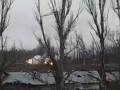В Сети показали уничтожение блиндажа боевиков