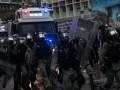 На протестах в Гонконге ранены 15 полицейских
