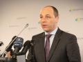 Парубий расскажет в Конгрессе США о международных обязательствах в отношении Украины