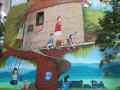 Висельник, ангелы и тающая голова: Живопись на домах Киева (ФОТО)