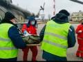 Из зоны ООС увезли бойцов с минно-взрывными травмами