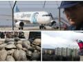 День в фото: захват самолета, черепахи на таможне и