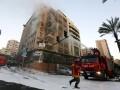 В отеле Бейрута два смертника осуществили взрыв