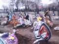 Кладбище батальона Призрак пополнилось 20 могилами