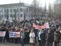 Сотрудники шахты имени Стаханова объявили забастовку