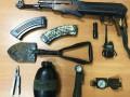 Случайно забрели: В порту Одессы задержали четырех вооруженных мужчин