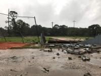 На США обрушился тропический шторм Синди: есть погибшие