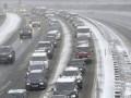 Движение по трассе, соединяющей Киев с польской границей, открыто после длительного ремонта