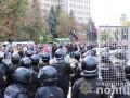 Опубликовано полное видео столкновений на прайде в Харькове