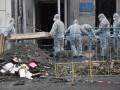 В одесском колледже спасатели продолжают разбирать завалы после пожара