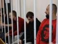 Суд в Москве оставил под арестом восемь украинских моряков