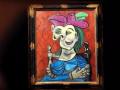 Картину Пикассо Женщина в синем платье продали за $45 миллионов