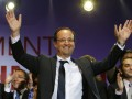 Зарубежные лидеры поздравляют Олланда с победой на выборах президента Франции