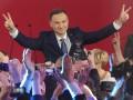 Экзит-полл: На президентских выборах Польши побеждает Анджей Дуда