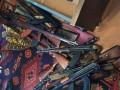 В Севастополе обнаружили подпольную оружейную мастерскую