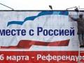 Галочка в пользу Москвы. В Крыму появились пророссийские биллборды