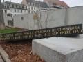 В Страсбурге разрушили еврейский памятник