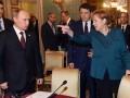 Меркель не хочет видеть Путина на саммите большой семерки