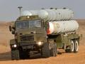 Ракетный комплекс С-300 попал в ДТП в Беларуси