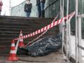 Киевлянин упал на лестнице и насмерть разбил голову