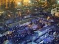 На Евромайдане в Киеве задержали вора, у которого обнаружили около полусотни краденых вещей