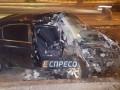 В Киеве на Подоле авто влетело в опору: погиб пассажир