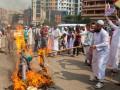 В Бангладеш вспыхнули протесты из-за слов Макрона
