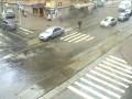 В Киеве залило несколько улиц кипятком