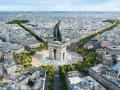 Вместо Елисейских полей в Париже создадут