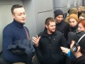 Нападение на журналистов Шария: Предъявлено первое подозрение