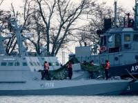 В СБУ рассказали, что их сотрудники делали на захваченных кораблях