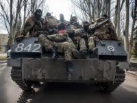 ЛНР укрепляет позиции и накапливает технику - ОБСЕ