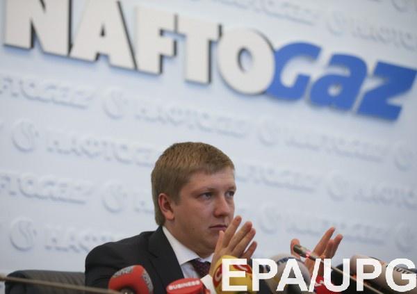 Нафтогаз отказался увольнять главу Марка Роллинса