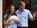 Принц Уильям и герцогиня Кейт получили свидетельство о рождении сына
