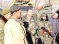 Силовики показали свои позиции под Дебальцево (видео)