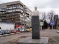 В Днепропетровске снесли последний советский памятник в центре города
