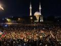 В Баку проходит акция в поддержку армии