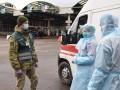 Военные медики отрицают вспышку COVID-19 в военном госпитале Харькова
