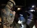 СБУ показала задержание патрульных-взяточников