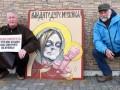 Поклонская и фаллоимитатор: СК не нашел криминала в карикатуре