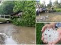 Непогода в Украине унесла жизнь девушки