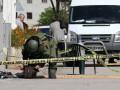 Нападение на посольство Израиля в Турции: есть пострадавшие
